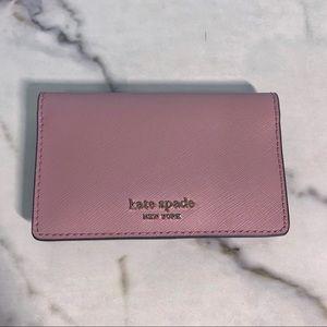 NWT Kate Spade Lavender Wallet 💜